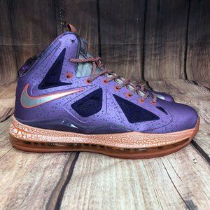 Nike Lebron X 10 As Area 72 All Star Shoes 8.5